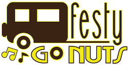 Festy GoNuts music festival website