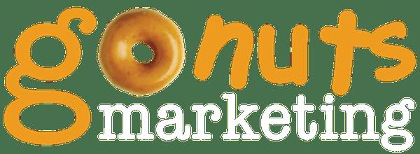 GO Nuts Marketing Logo